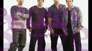 Watch 98 Degrees Yesterdays Letter video