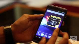 unboxing andromax Z