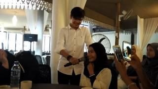 [HD] 161112 Amir AF 2016 Pemilik Cinta fancam