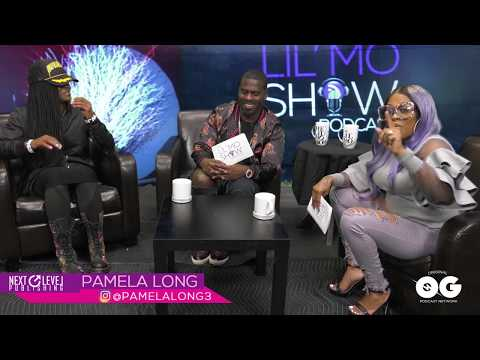 Episode 6 - The Lil' Mo Show - Podcast | Pamela Long Discusses Her New Book & Working With Diddy