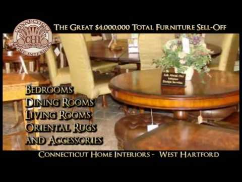 connecticut home interiors massive furniture inventory sale youtube
