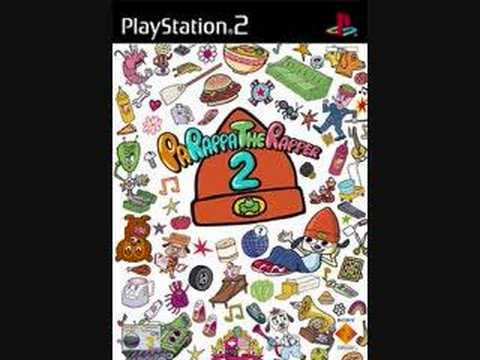 PaRappa the Rapper 2: Toasty Buns