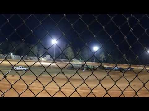 Stock 4 Heat 1 Harris Speedway 10/28/16