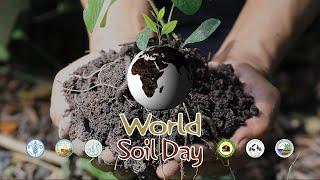 กรมพัฒนาที่ดิน - มาพบกัน วันดินโลก 2563 (World Soil Day 2020)