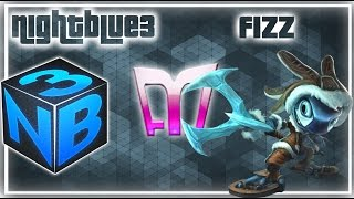 Nightblue3 - Fizz - Jungle «Beast» (Challenger)