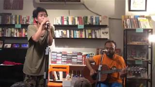 Fourtwnty - Segelas Berdua (Acoustic Live at Kios Ojo Keos, Jakarta 20/08/2019)