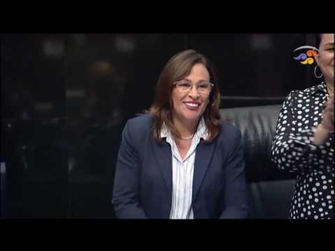 Sen. Rocío Nahle: Seré una servidora pública de puertas abiertas para el bien de México