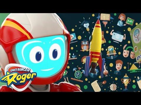 Space Ranger Roger | Roger Saves the Solar...