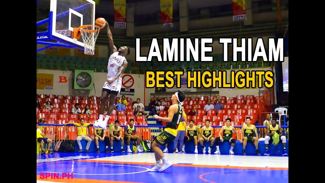 Lamine Thiam Highlights | Escandor Championship