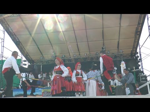 Feast of the Holy Ghost - 2015 - Part 2 - Folklore dances