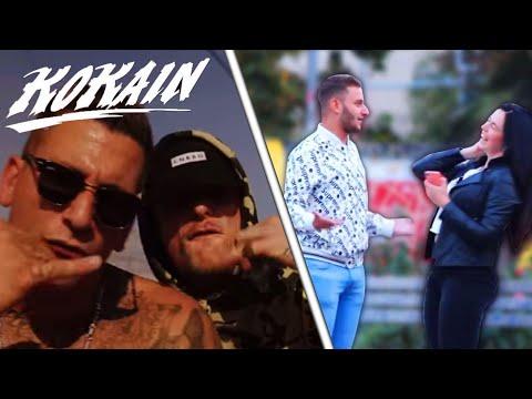 BONEZ MC & RAF CAMORA feat. GZUZ - KOKAIN | RAPPEN AUF DER STRAßE