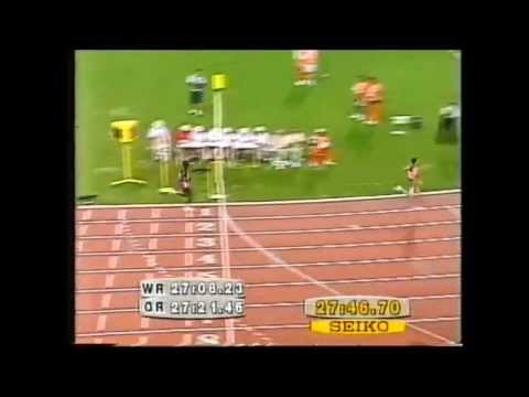 Most Controversial 10000m in Olympic History - Barcelona 1992