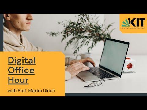 Radon-Nikodym Derivative (Office Hour Prof. Ulrich)