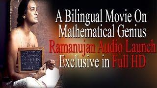 A Bilingual Movie on Mathematical Genius - Ramanujan Audio Launch - Suhasini Maniratnam & Others