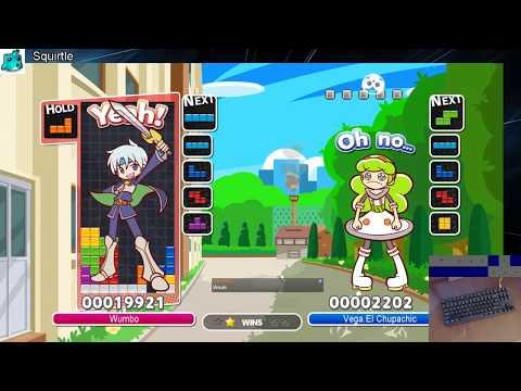 Puzzle League w/ Wumbo! Rank #1 Worldwide 22818➜23184 (PC)