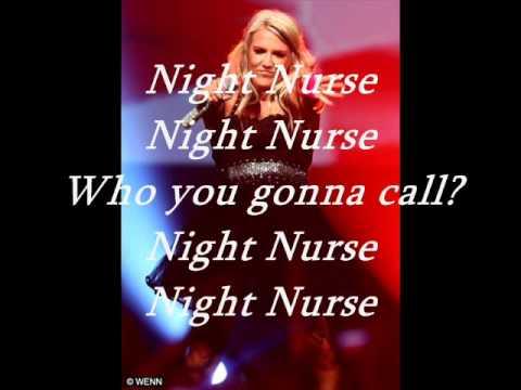 Cascada - Night Nurse  KARAOKE.