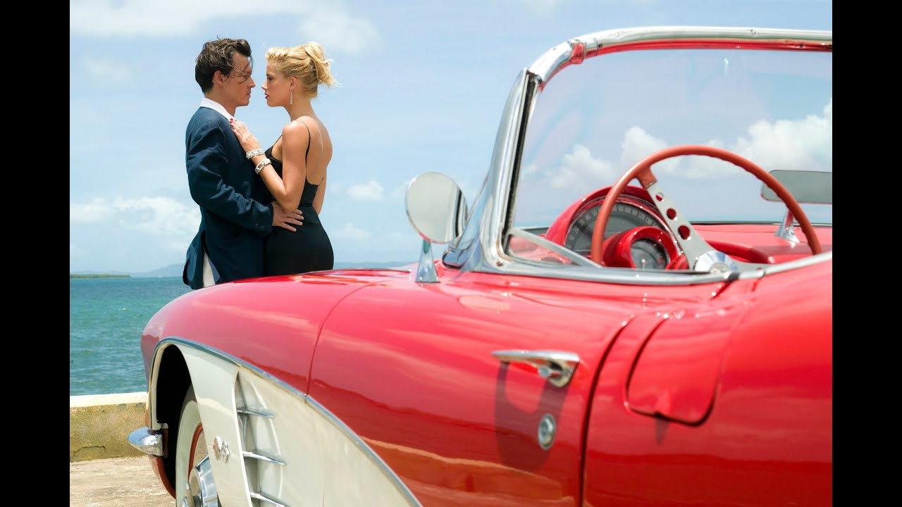 The Rum Diary -- Driving Into the Sea - YouTube