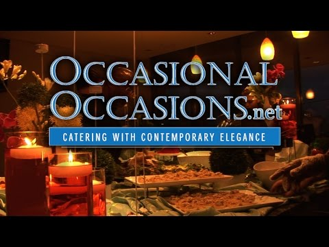 Occasional Occasions by Carlton with Carlton Brown