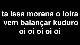 Don Omar - Danza kuduro lyrics
