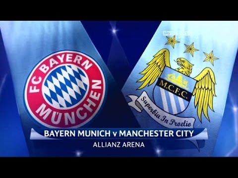 Bayern MГјnchen Vs Manchester City