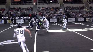 IFL: Nebraska Danger vs Colorado Ice