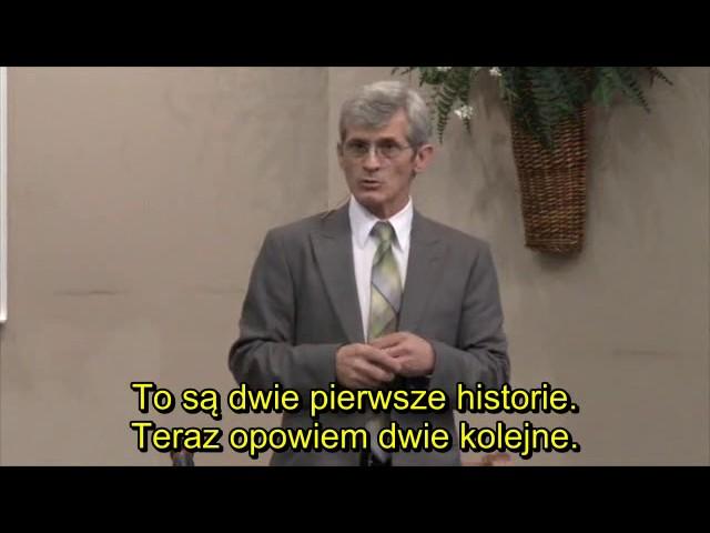 Pełne przebaczenie, Pavel Goia - Wykład 1 - Przebaczono mi, więc przebaczam