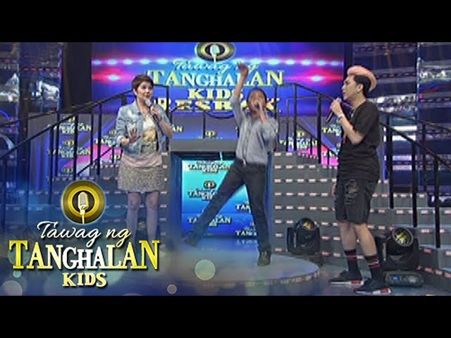 Tawag ng Tanghalan Kids: Basketball with a twist