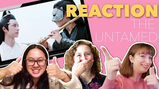 The Untamed Reaction Video - From Around the World