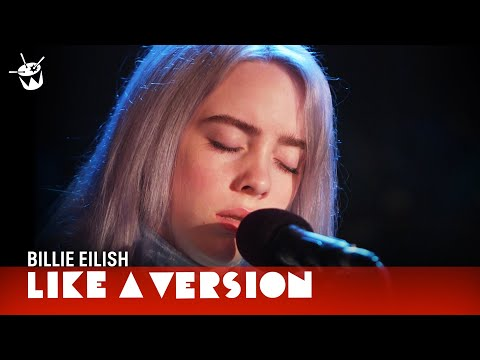Billie Eilish covers Michael Jackson 'Bad' for Like A Version