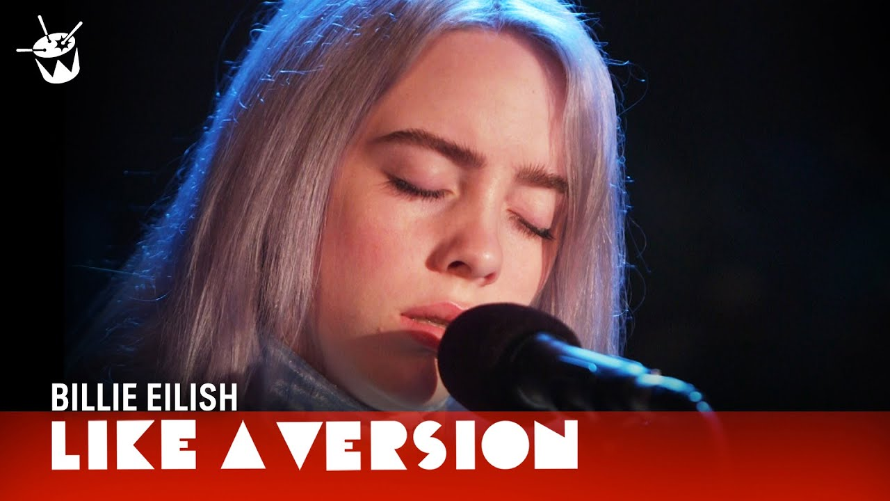 3789bf41806af9 Billie Eilish covers Michael Jackson  Bad  for Like A Version - YouTube
