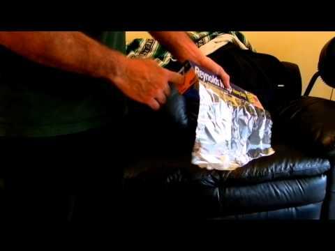Get The proper way to use Aluminum Foil or plastic wrap Screenshots