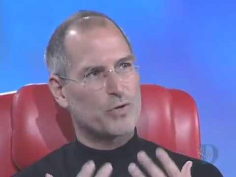 Steve Jobs explains the rules for success (Subtitulado en Español)