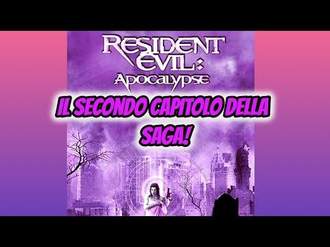 Resident evil: apocalypse | Film con gli zombi