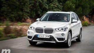 Prueba BMW X1 sDrive18d
