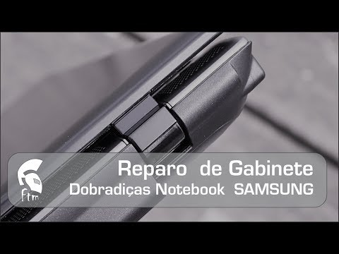 Reparo Gabinete Notebook