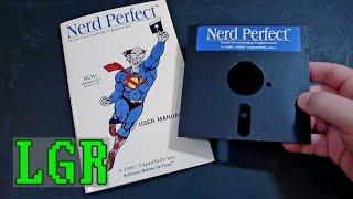 LGR Oddware - Nerd Perfect Vaporware