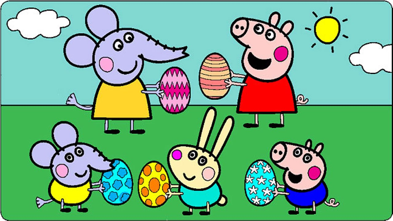 Easter Coloring Pages Games – Merry Christmas And Happy New Year 2018