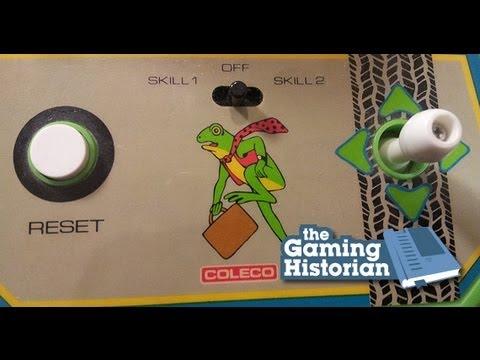 Coleco Mini-Arcade - Gaming Historian
