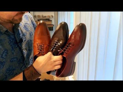 Обзор новинок обуви ECCO сезона весна-лето 2020 (SS20) в шоуруме компании