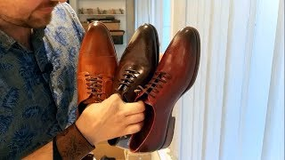 Обзор новинок обуви ECCO SS20 в шоуруме компании
