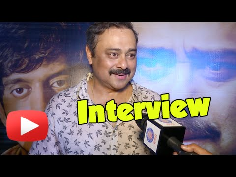 """""""Background Score is the heart of Shutter"""" says Sachin Khedekar - Interview - Marathi Movie"""
