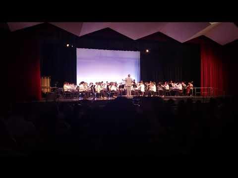 Cresskill Middle School Concert: National Emblem