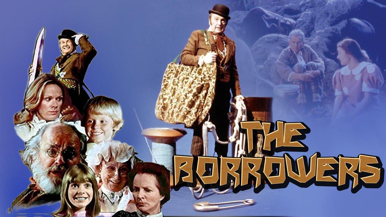 Download The Borrowers ll Full Length Hollywood Fantasy Movie ll English Movie ll TMZ