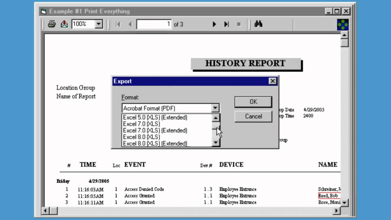 Security Specialists - DSX- How to search DB History.wmv - YouTube