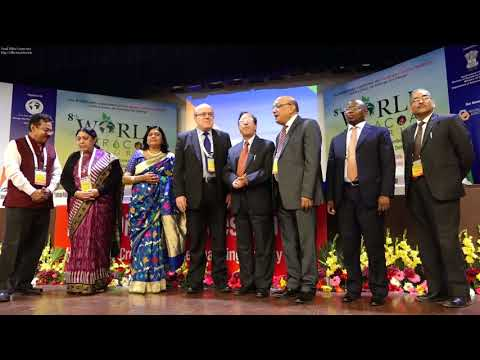Energy And Environment Foundation Global HR Skill Development / Global Clean India Awards 2018