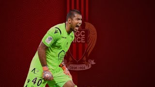 Walter Benitez | Nice | 2017 - 2019 | Best saves