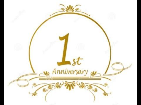 happy 1 years anniversary president trump youtube