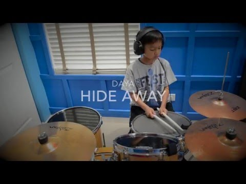 Daya - Hide Away (Drum Cover)