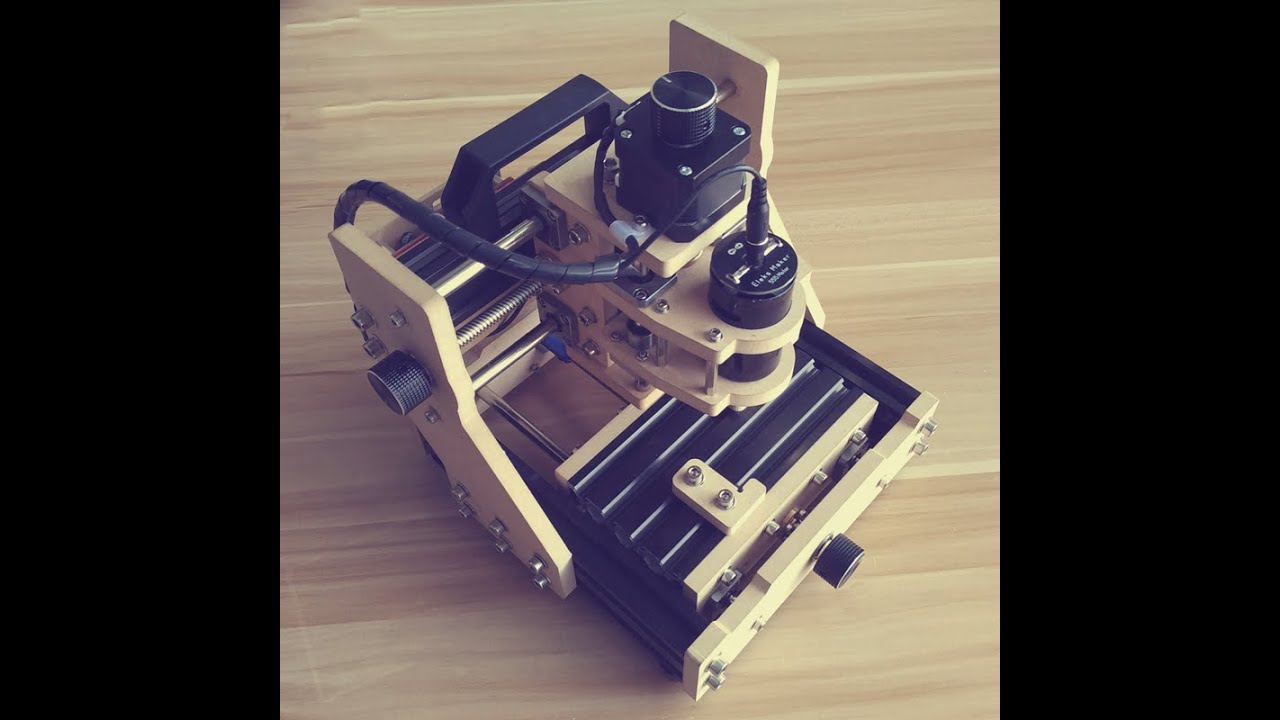 Business & Industrial 3 Axis Cnc Router Mini Laser Engraver Wood Pcb Milling Engraving 775 Motor Kit
