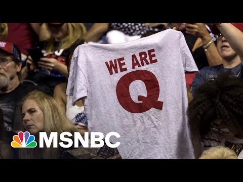 QAnon Embraced By Many In The US: 'It Is A Constituency'